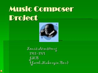 Music Composer Project