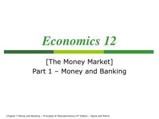 Economics 12
