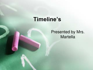 Timeline's