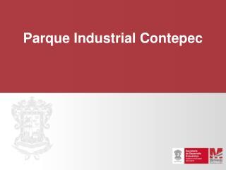 Parque Industrial Contepec