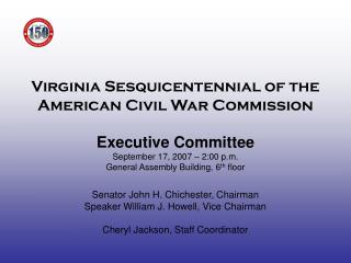 Virginia Sesquicentennial of the American Civil War Commission