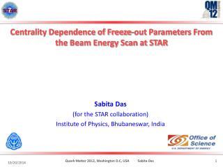 Centrality Dependence of Freeze-out Parameters From the Beam Energy Scan at STAR