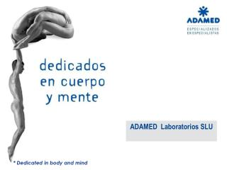 ADAMED  Laboratorios SLU