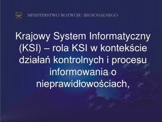 System SIMIK 2004-2006 a rozwi?zania na nowy okres programowania � podstawowe r�?nice