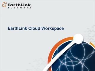 EarthLink Cloud Workspace