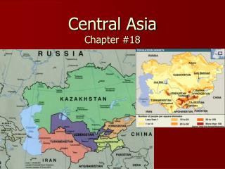 Central Asia Chapter #18