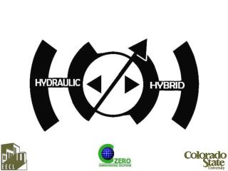 Hydraulic Hybrid Vehicle