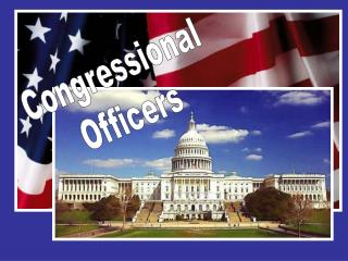 Congressional Officers