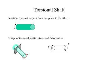 Torsional Shaft