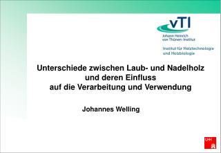 Unterschiede zwischen Laub- und Nadelholz und deren Einfluss auf die Verarbeitung und Verwendung