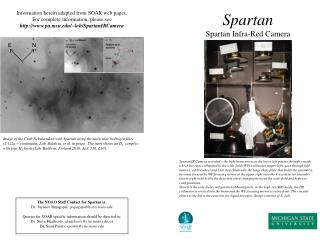 Spartan Spartan Infra-Red Camera