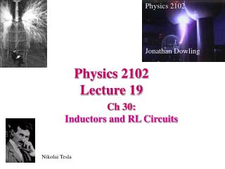 Physics 2102  Lecture 19