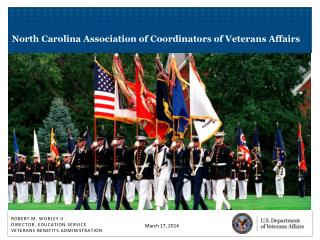 North Carolina Association of Coordinators of Veterans Affairs