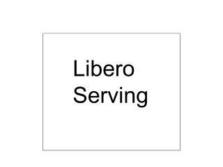 Libero Serving