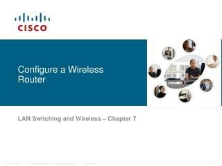 Configure a Wireless Router