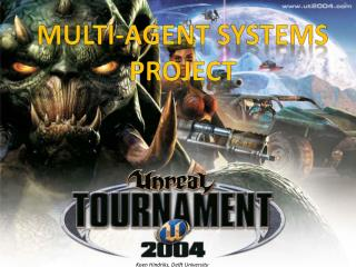 Multi-agent Systems Project