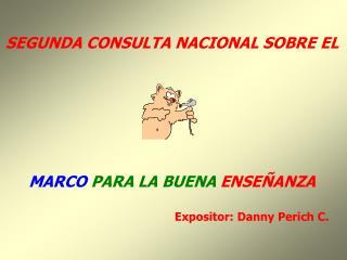 SEGUNDA CONSULTA NACIONAL SOBRE EL