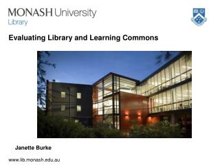 Evaluating Library and Learning Commons