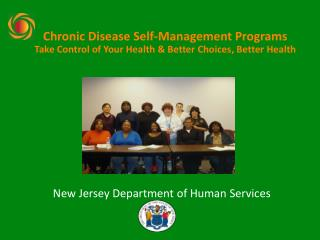 Chronic Disease Self-Management Programs