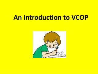 An Introduction to VCOP