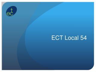 ECT Local 54