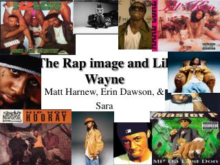 The Rap image and Lil� Wayne