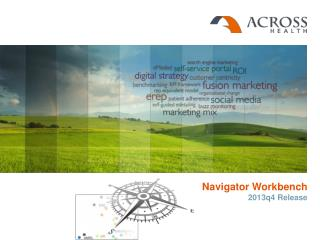 Navigator Workbench 2013q4  Release
