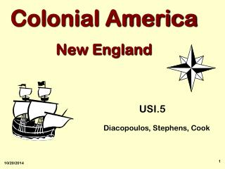 Colonial America New England