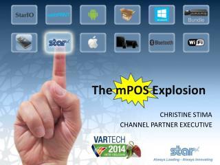 Christine Stima Channel Partner Executive