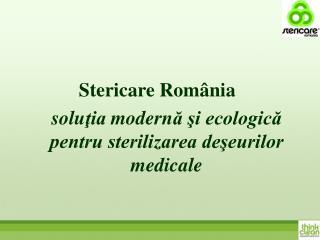 Stericare Rom nia