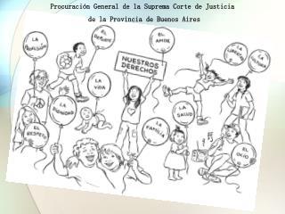 Procuración General de la Suprema Corte de Justicia  de la Provincia de Buenos Aires