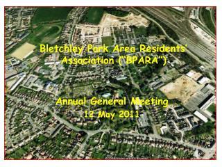 "Bletchley Park Area Residents' Association (""BPARA"")"
