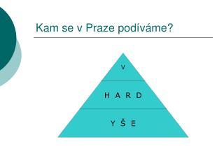 Kam se v Praze podíváme?