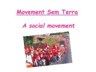 Movement Sem Terra