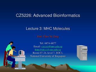 MHC in Immune System