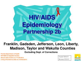 HIV/AIDS Epidemiology Partnership 2b