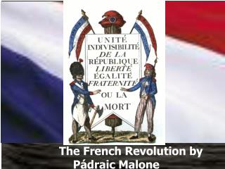 The French Revolution by P�draic Malone