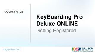 KeyBoarding  Pro Deluxe ONLINE