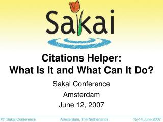 Citations Helper: What Is It and What Can It Do?