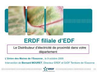 ERDF filiale d EDF
