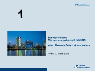Wien, 7. März 2006