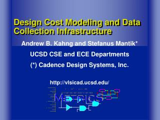 Design Cost Modeling and Data Collection Infrastructure