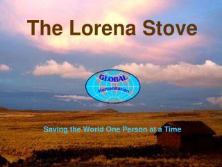 The Lorena Stove