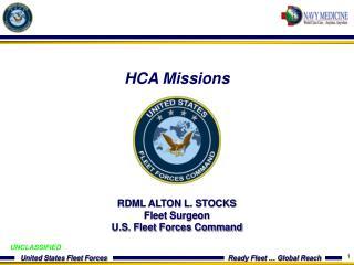 HCA Missions