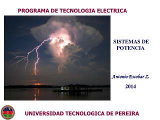 UNIVERSIDAD TECNOLOGICA DE PEREIRA