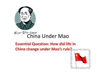 China Under Mao