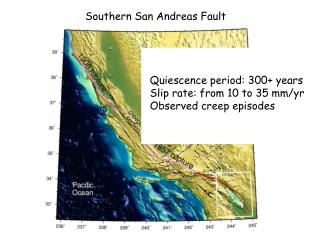 Southern San Andreas Fault