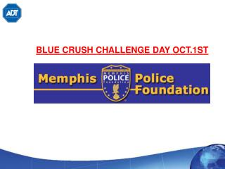 BLUE CRUSH CHALLENGE DAY OCT.1ST