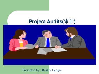 Project Audits( 审计 )