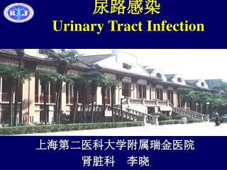 尿路感染 Urinary Tract Infection